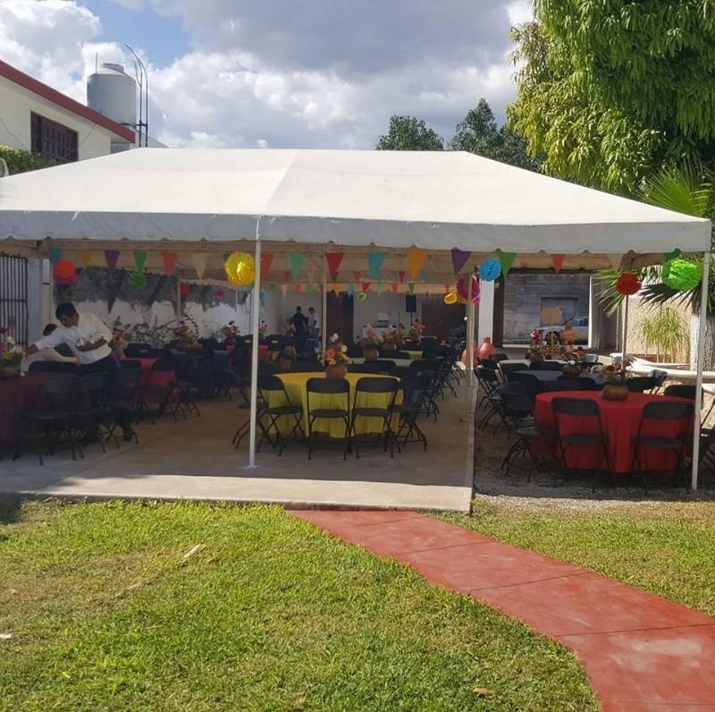 Sala De Fiestas  El Portico