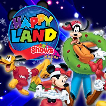 Happy Land Show Infantil Mérida