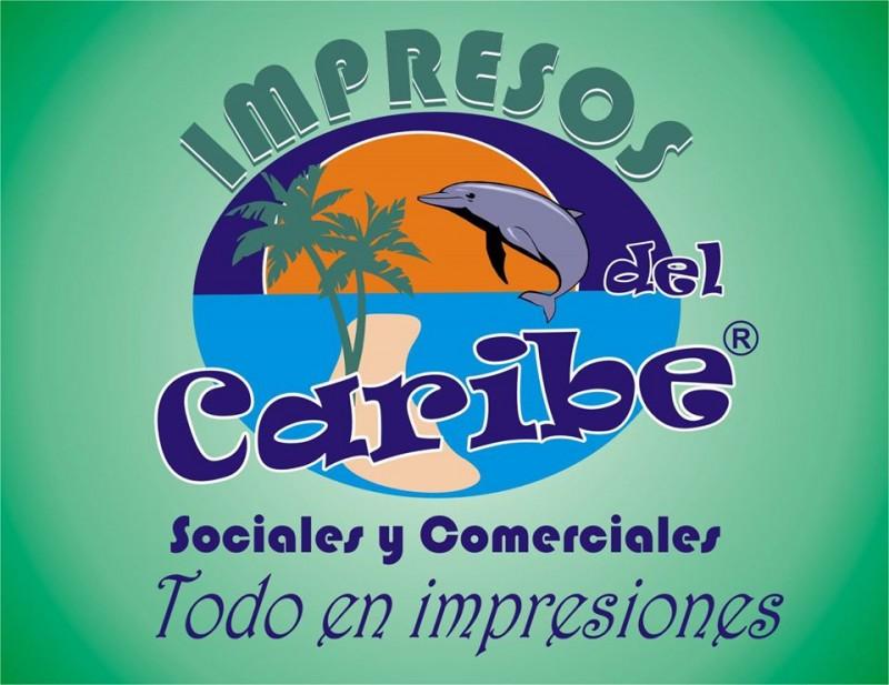 Impresos del Caribe sociales y comerciales