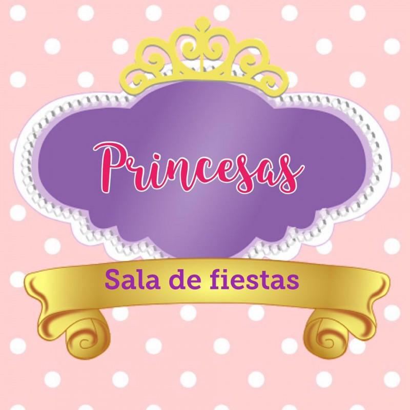 Sala De Fiestas Princesas