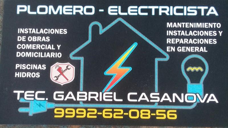 Tec. Gabriel Casanova