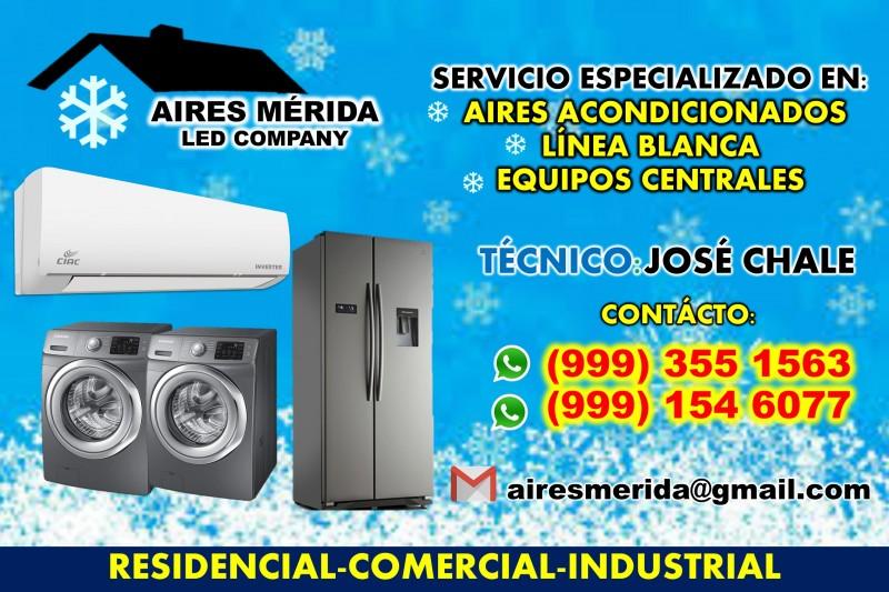 Aires Mérida Led Company