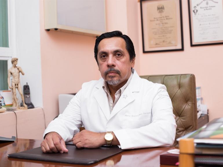 Dr José Enrique Martel Montejo