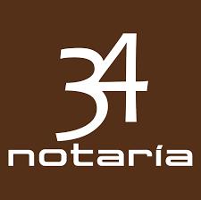 Notaria Pública No. 34