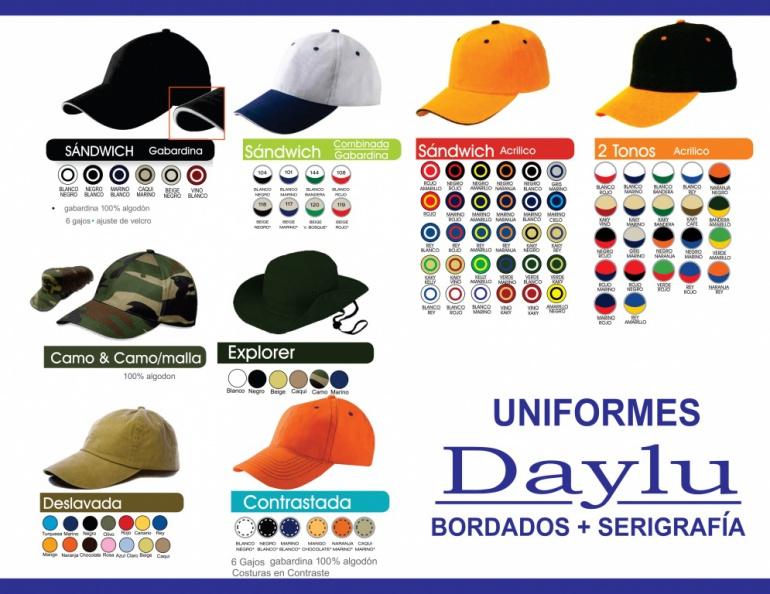 Uniformes Daylu - Buscatán - Mérida ba026c5b25d