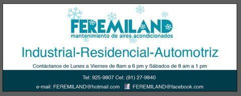 Feremiland Refrigeración
