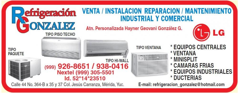 Refrigeración González