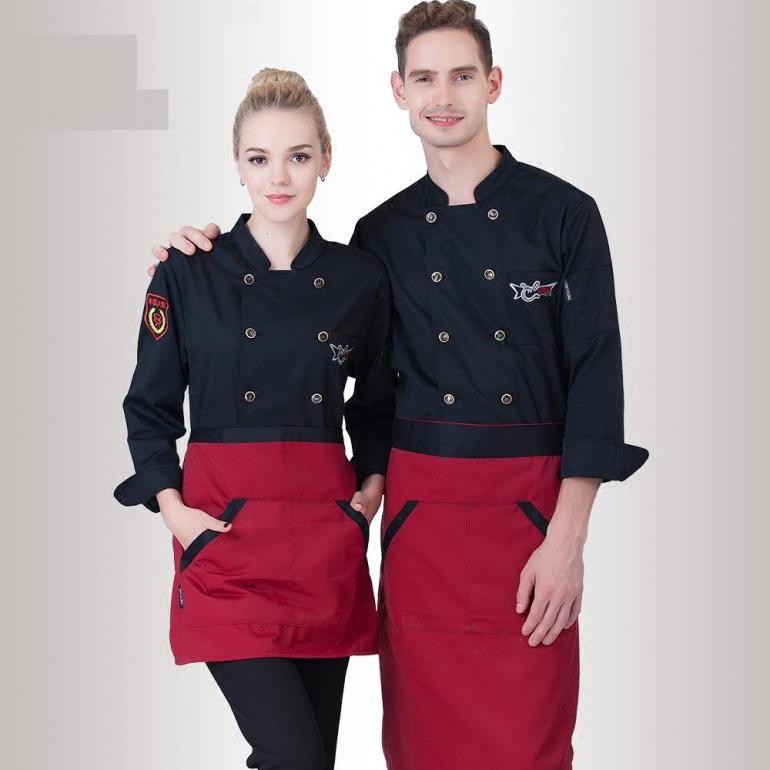 Uniformes para chef y cocineros