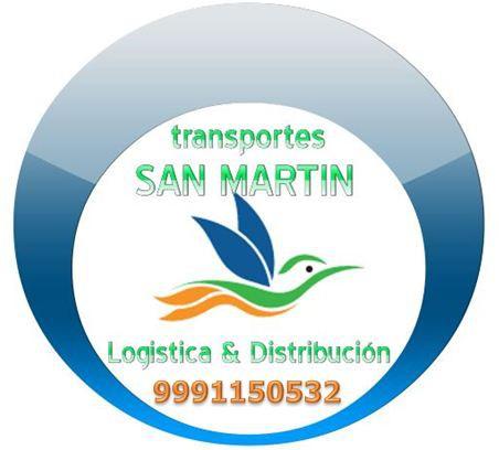 TRANSPORTES Y MUDANZAS SAN MARTIN