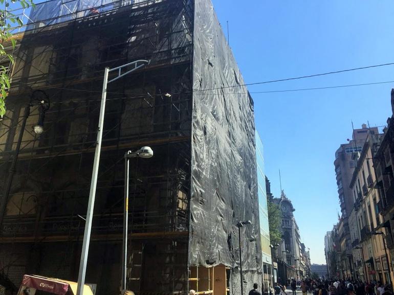 MALLAS CONSTRUCCIÓN