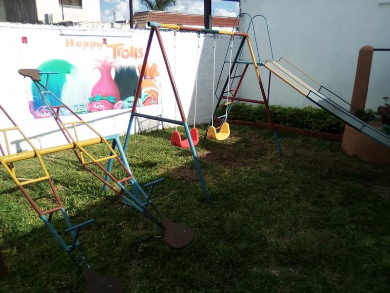 Sala Fiestas Infantiles Happy trolls