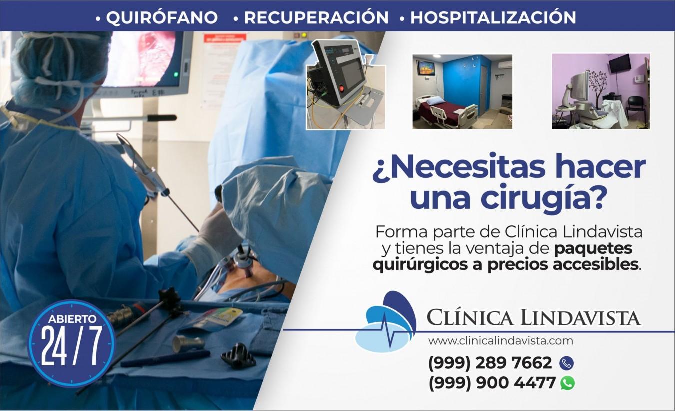 necesitas cirugia