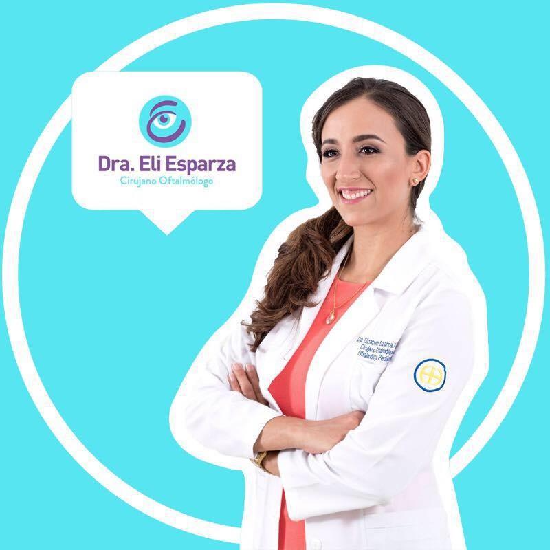 Oftalmología Pediátrica: Dra. Eli Esparza