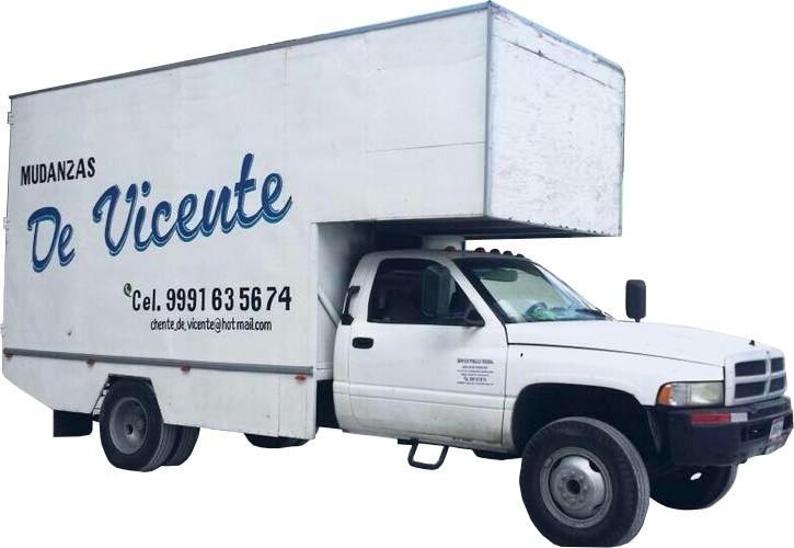 Camión De Vicente