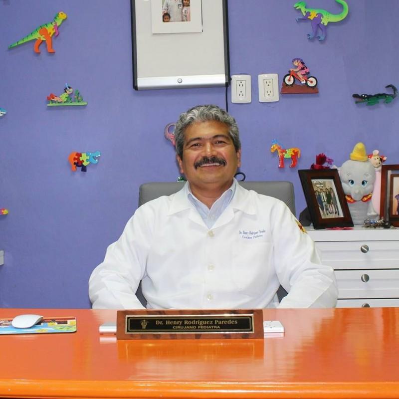 Consultorio Pediátrico Dr. Henry Rodriguez