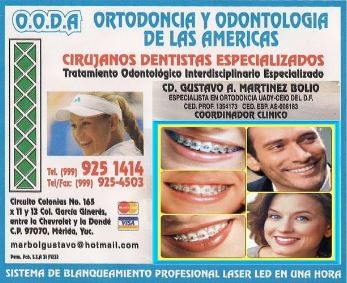 Ortodoncia Y Odontologia De Las Americas