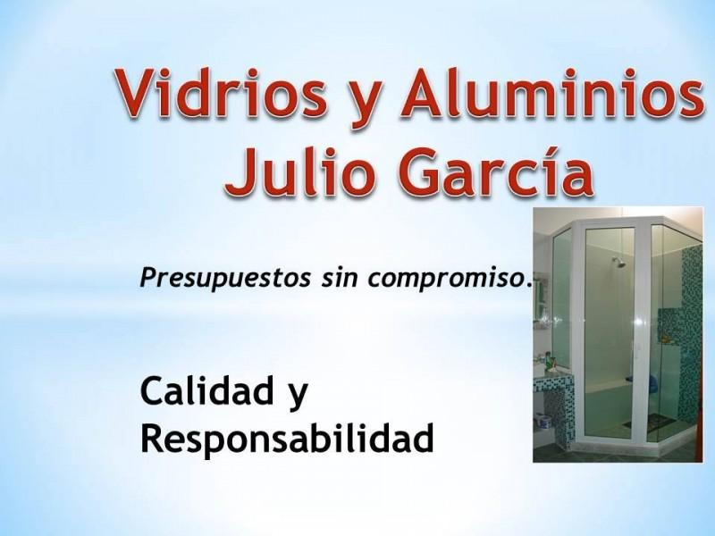 Vidrios y Aluminios Julio García