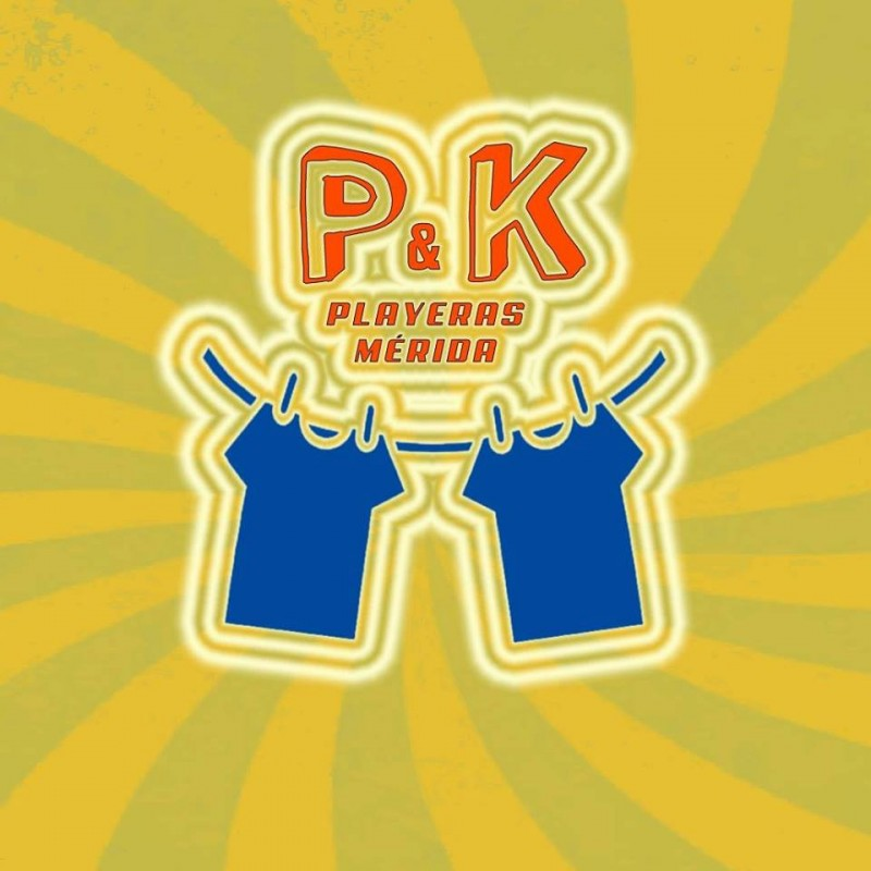 P&K  Playeras Mérida