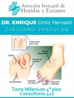 Atencion Inetgral de Heridas y Estomas
