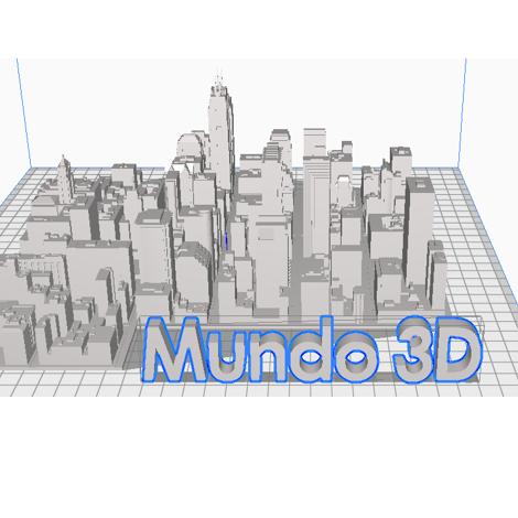 Impresiones Mundo 3D