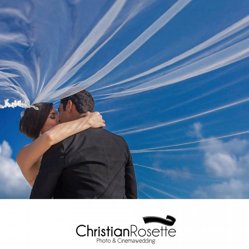 Christian Rosette Fotógrafo de Bodas
